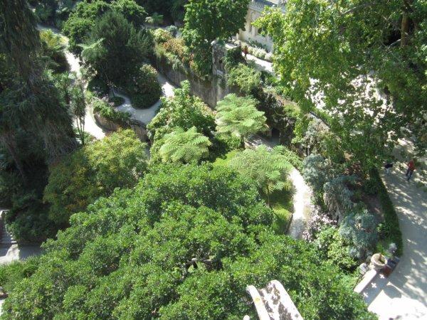 Quinta da Regaleira (suite)