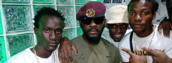 K'INGDOM et DJ ARAFAT
