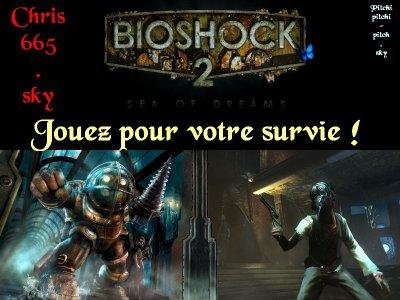 Montage Bioshock 2