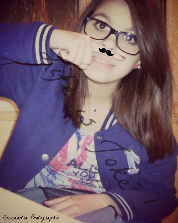 #_C'est moi ta vie, Pas elle.