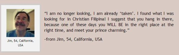 Christian Dating Testimonials in April 22,2013 | Free Asian Dating Site