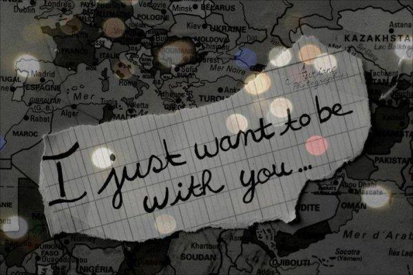 Le truc, c'est que j'arrive pas à t'oublier.