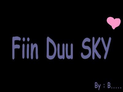 Fin Du Sky Retrouve Moi Suur Facebook <3