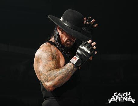 Undertaker opéré!