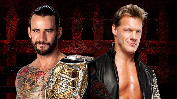 Le Champion de la WWE CM Punk vs. Chris Jericho (Chicago Street Fight
