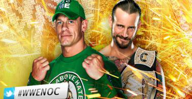 Carte pour le PPV de la WWE Night of Champions 2012 !