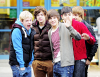 One Band; One Dream; One Direction. ♥