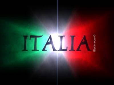 Dans le monde, il y a deux sorte de gens ... les italiens... et ceux qui revent de l'être.