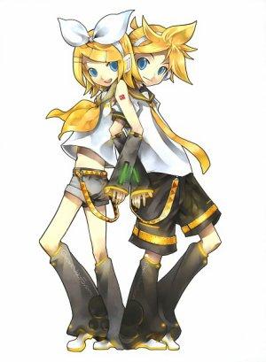 Vocaloid2 / Kamine Rin et Len / Fiche