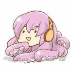Vocaloid2 / Mengurine Luka / Fiche