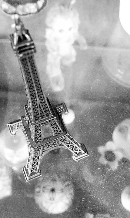 Eiffel Tower :)