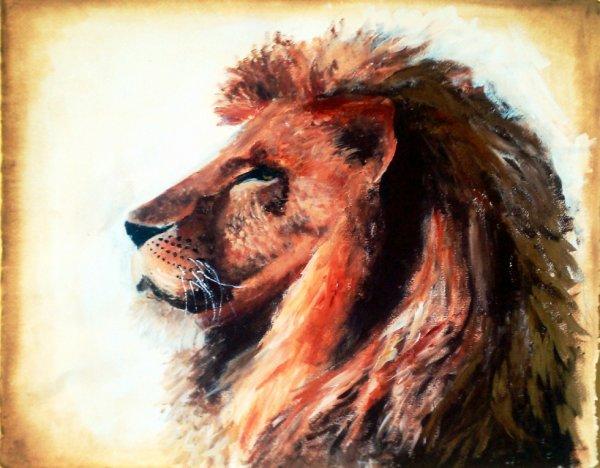 """""""Mr. Lion"""""""