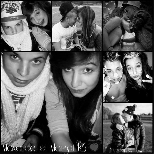 Ma2X et Margot Le couple Parfait <3