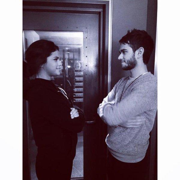 Selena et Zedd