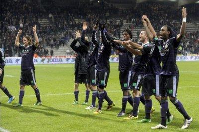 Match : Gba - Rsca    0-1