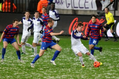 Match : Rsca - Hajduk Split  2-0