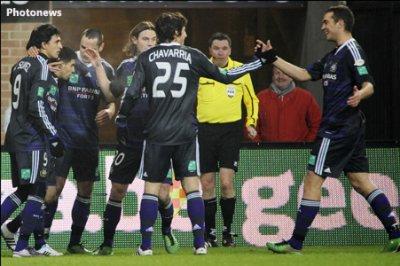Match : Rsca - Lierse    6-0