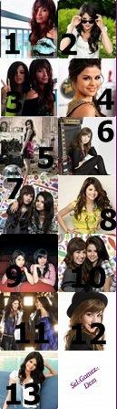 Tu veux une Icônes ? Spéciale sur Demi & Selena !!