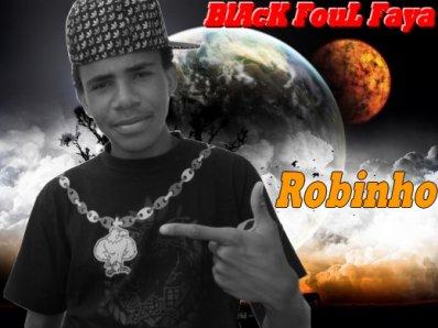Robinho Black foul faya