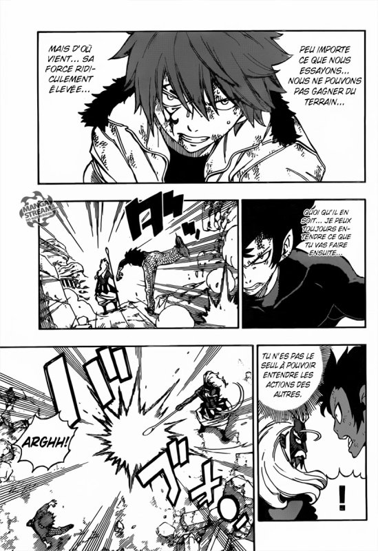 Fairy Tail : Scan 507 -Voix-
