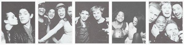 Mes adieux à Merlin.