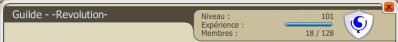 Un nouveau membre ! Entrée dans -Révolution-