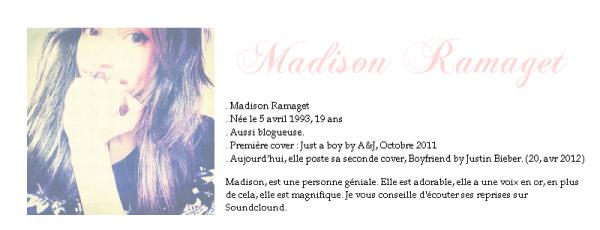 Madison Ramaget -