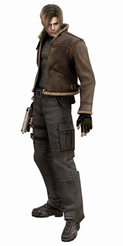 Tous les personnages: Leon scott kennedy