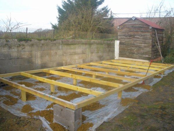 CONSTRUCTION DE MON NOUVEAU PIGEONNIER (PARTIE 4