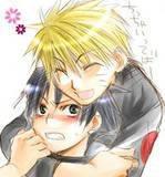 OS NarutoXSasuke.   Amour impossible au lycée. (partie 1)