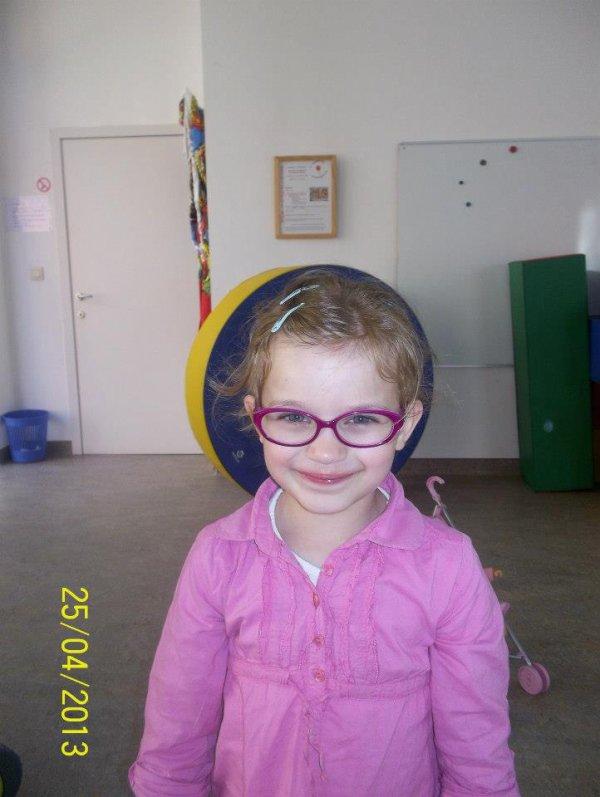 mon avant derniere qui a 5 ans