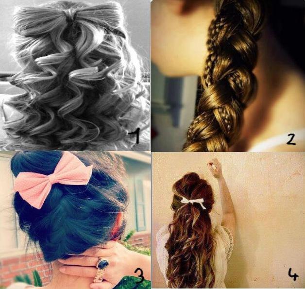 Vous préferez qu'elle coiffure ? <3