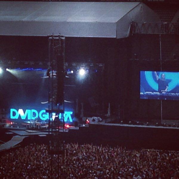 David Guetta ! :)