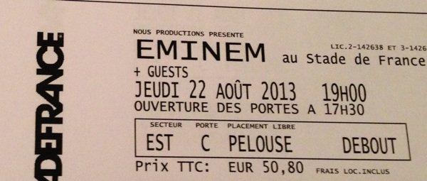 Eminem bientôt ! :)