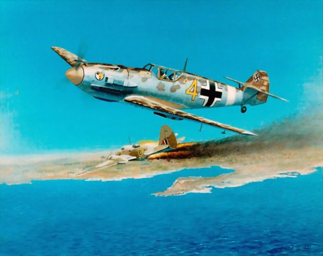 aviations de la ww2