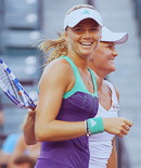 HANTUCHOVA & RADWANSKA - MIAMI & INDIAN WELLS 2011