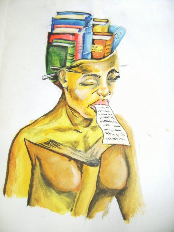 femme intelligence