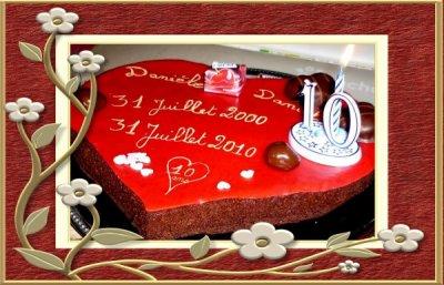Pour Danièle et Daniel