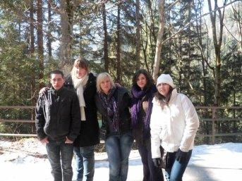 Voyage de 5e Pologne / Slovaquie