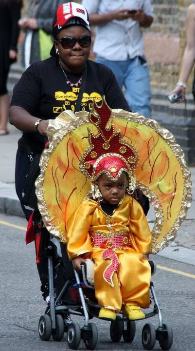London Carnival - Notting Hill 2011