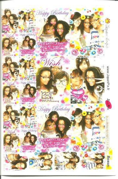 """"""" Yoroshiiiiiiiiiiiiiiii QUEEEEEEEEEEEEN !!!!! """" - Lovely Complex <3                                                    Piixx :: Purikura with Yuu & Alex @ J.E 2010 x) ~"""