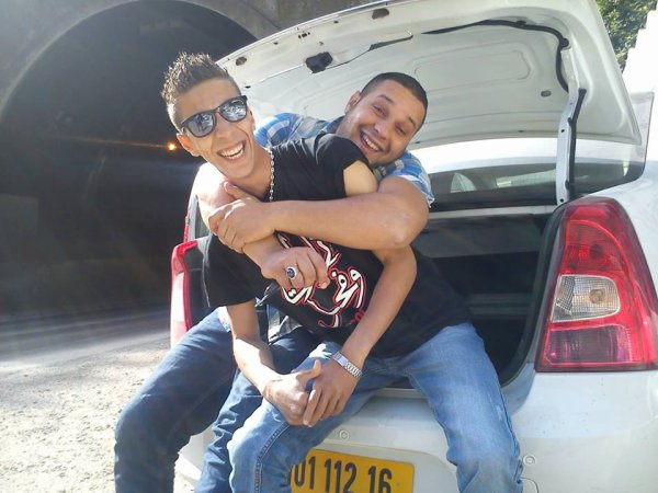 moi avec sofian khali