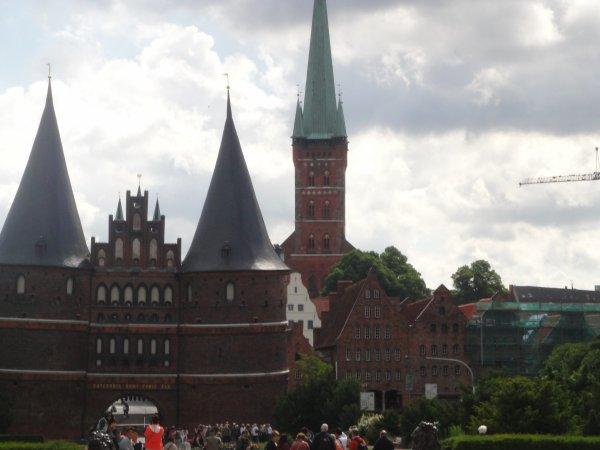 Echt geiles Wochenende in Lübeck