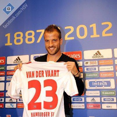 Endlich ist er zurück!!!!! Nur der HSV♥
