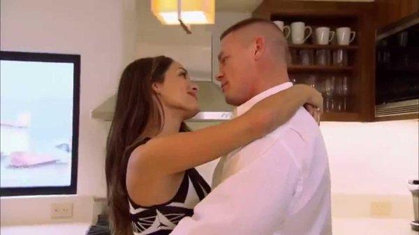 John et Nikki........