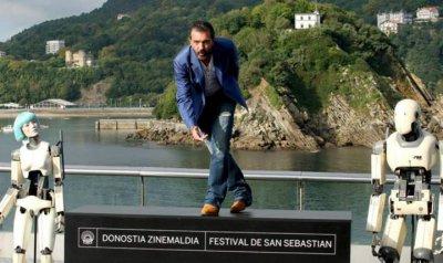 """Avant premiere d'""""Automata"""" a San Sebastien"""