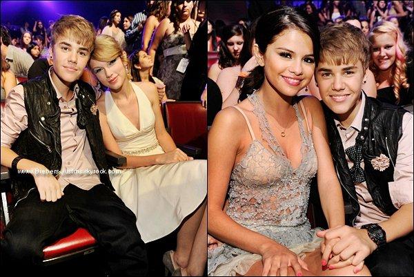 . 08/08/11 : Justin sur le red blue carpet et avec sa belle au TCA's à L.A ! Note : Il à remporter 4 awards . C'est un TOP ! Tu aime ?    .