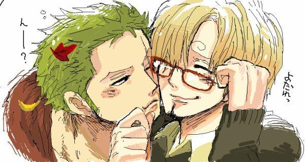 Zoro&Sanji