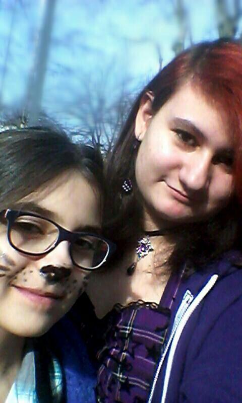 Violet.~