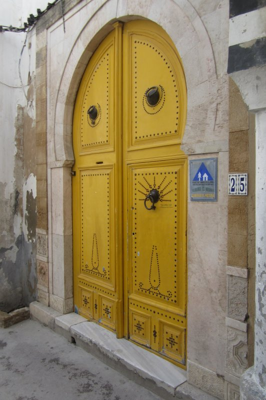 Tunis Old City